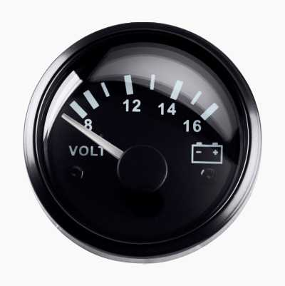 VOLTAGE GAUGE 52MM