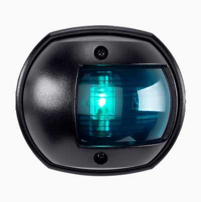 LANTERNER LED STYRBORD 112,5°