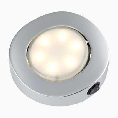 LED INTERIOR LIGHT WAVE SILVER