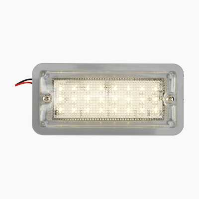 LED INTERIOR LIGHT 3W SILVER