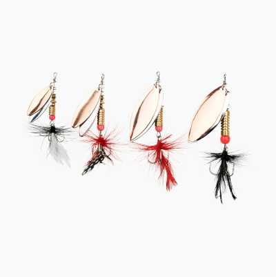 DOUBLE BLADE SPINNER S/C
