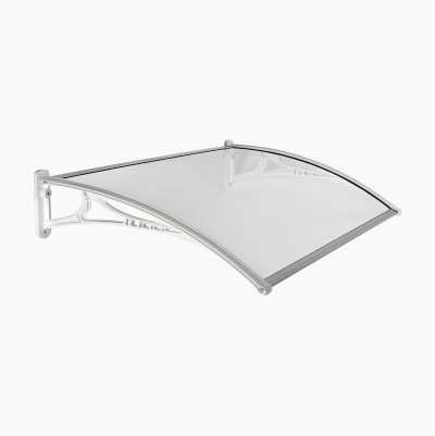 CANOPY 1200X930 MM SILVER