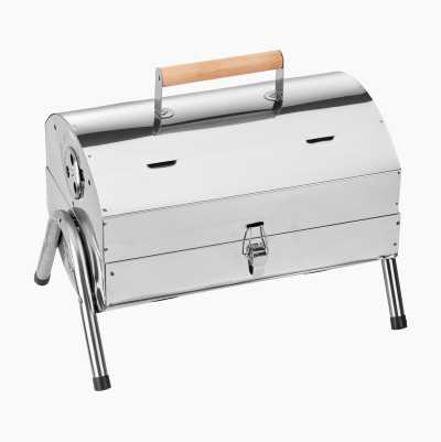 BBQ GRILL STAINLESS STEEL