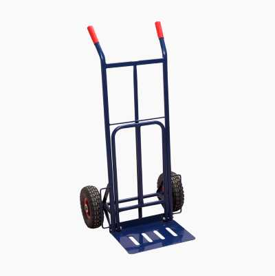 HANDTROLLEY W PNEUMATIC TYRE