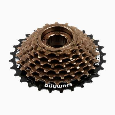 SHIMANO CASSETTE 7-SPEED
