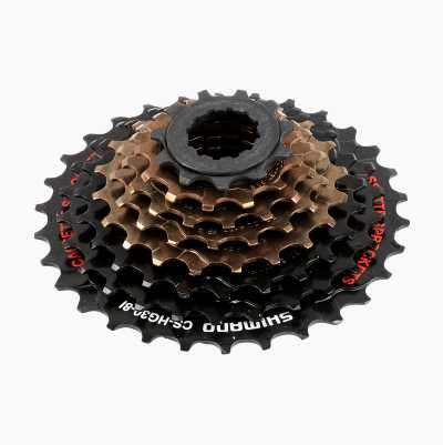 SHIMANO CS CASSETTE 8-SPEED