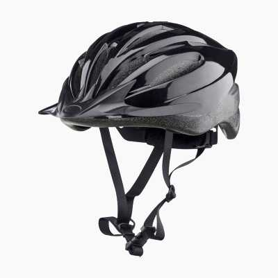 BICYCLE HELMET JR BLACK S
