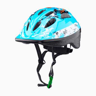 BICYCLE HELMET KID BLUE M