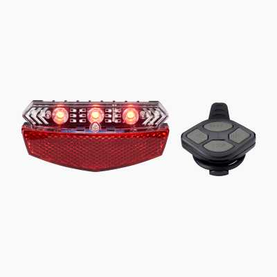 REAR LIGHT WITH TURN INDICATOR
