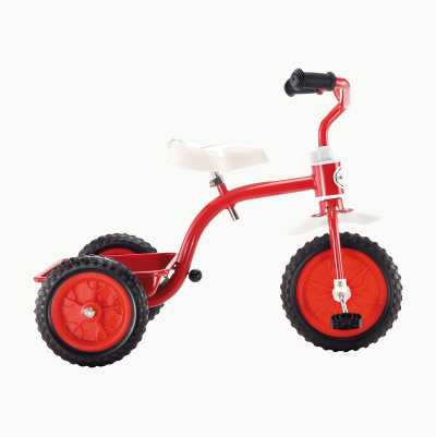 THREEWHEEL RED TOY 12""