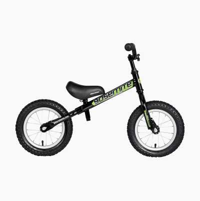 CHILD BALANCE BIKE BLACK