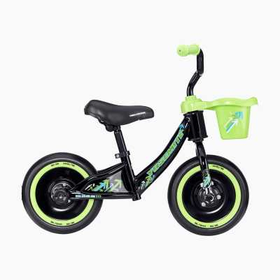 3 IN 1 BALANCE BIKE BLACK/GREE