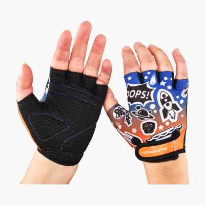 BICYCLE GLOVES KIDS SHORT M