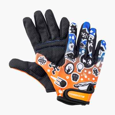 BICYCLE GLOVES KIDS LONG S