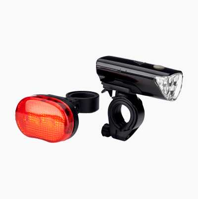 BICYCLE LIGHT SET