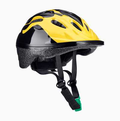 BICYCLE HELMET KID FLAMES M