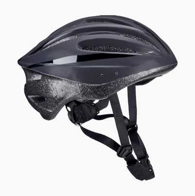 BICYCLE HELMET JR BLK S