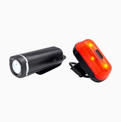 Bicycle Lights and Timer