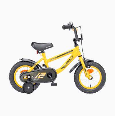 "KIDS 12"" YELLOW"