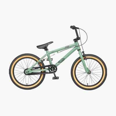 """BMX TAILWHIP 18"""" GREEN"""