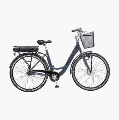 "E-COMFORT PLUS GREY 28"" 8SPD"
