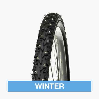 BICYCLE SNOW TIRE