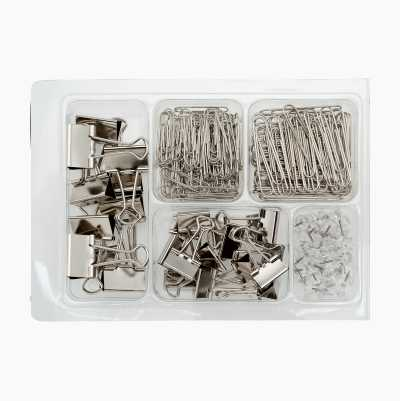 COMBINED CLIPS, 205 PCS