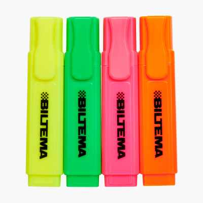 HIGHLIGHT PENS 4PCS