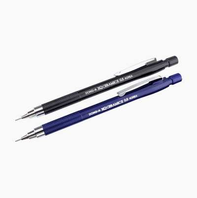MECHANICAL PENCIL 0,5MM, 2PCS