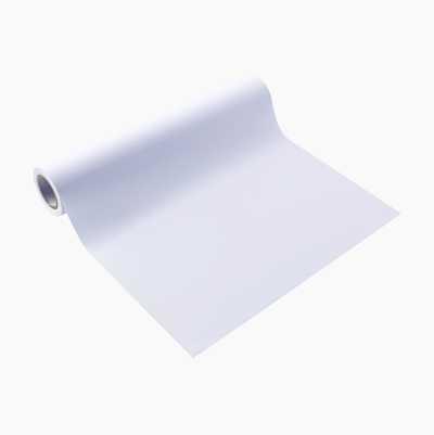 BANNER ROLL WHITE 12,2M