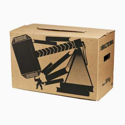 SMALL MOVING BOX 46X25X31MM