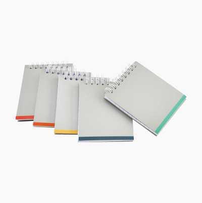 SMALL NOTEBOOKS 5PCS, 8X10 CM