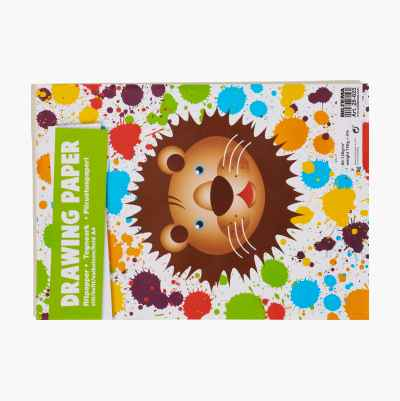 DRAWING PAPER A4  WHITE 100P