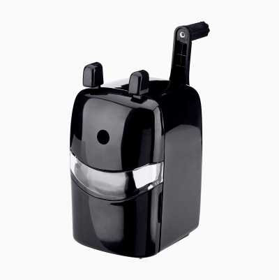 PENCIL SHARPENER BLACK