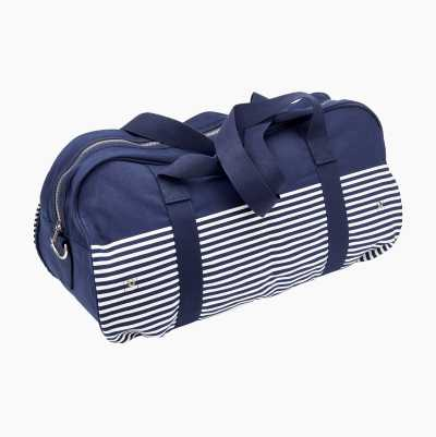 WEEKEND BAG STRIPE