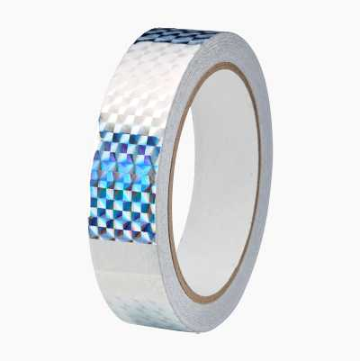 DIAMOND REFLECTIVE TAPE WHITE