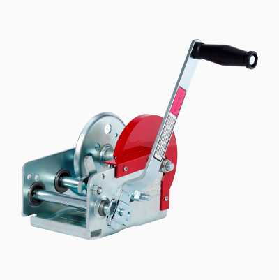 WINCH 900KG 4,1:1 9,8:1 BAND
