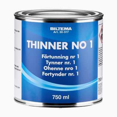FORTYNDER TIL ALKYDMALIN 0,75L
