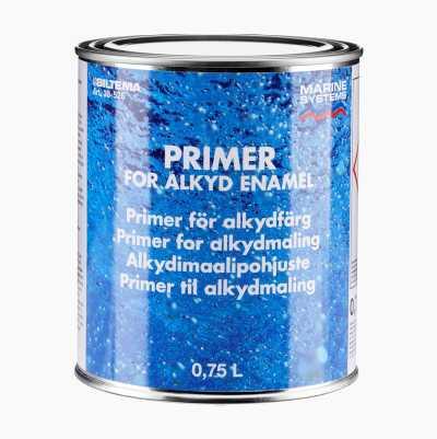 PRIMER FOR ALKYDMALING 0,75L