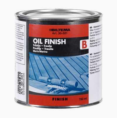 GLOSSY OIL 0.75L