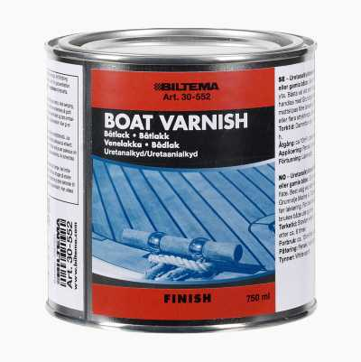 YACHT VARNISH 0,75L