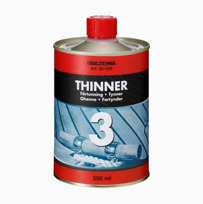 THINNER FOR 2-COMP PU  COAT