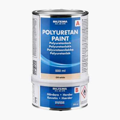 POLYURETANLAK OFF-WHITE 0,75 L