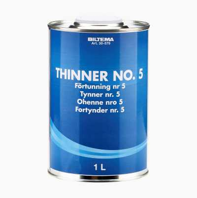 THINNER TO 2-COMP SPRAY