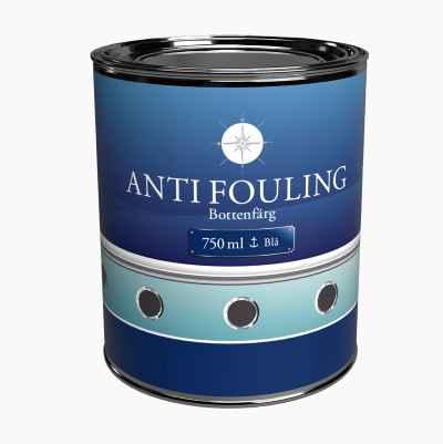 ANTIFOULING BLUE 0.75L
