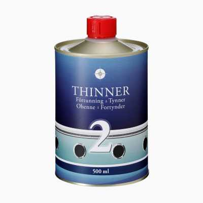 THINNER FOR FOULING 0,5L