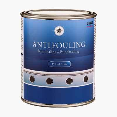 ANTIFOULING BLUE 0,75L NO/DK