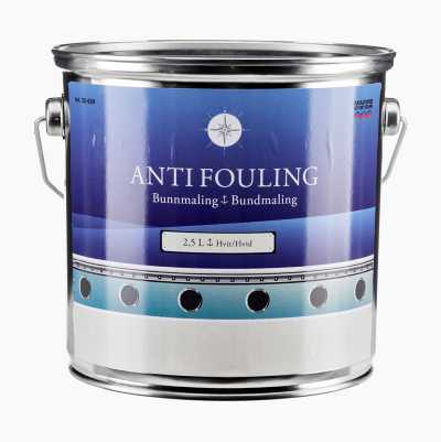 ANTIFOULING GRAY-WHITE 2,5L NO