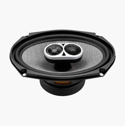 "CARSPEAKER 4"" 2-WAYS HI-END"