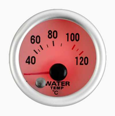 GAUGE 7-COLOR WATER TEMP